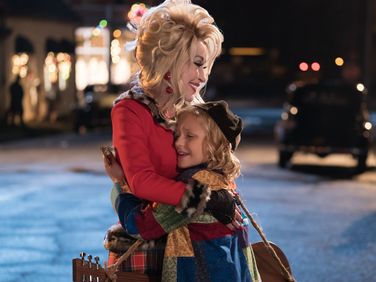 Dolly Parton talks 'Christmas on the Square'