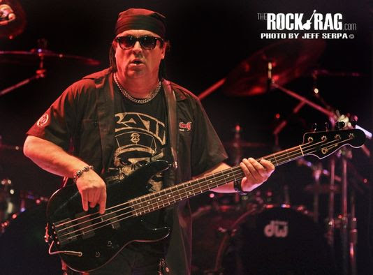 Ratt's Juan Croucier on lineup, eyeliner, AM radio and writing lyrics